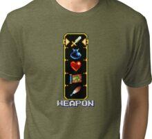 Oasis menu Tri-blend T-Shirt