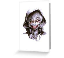 Tokyo Ghoul Anime Greeting Card