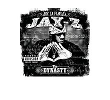 Jay z the dynasty Photographic Print