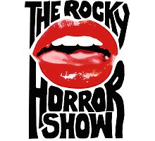 Rocky Horror Show Photographic Print