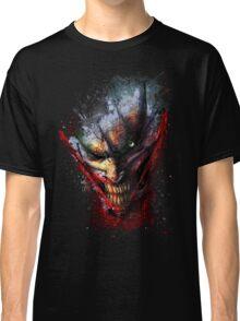 Joker print Classic T-Shirt