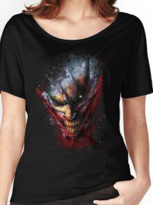 Joker print Women's Relaxed Fit T-Shirt