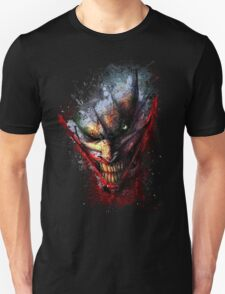 Joker print Unisex T-Shirt