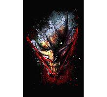 Joker print Photographic Print