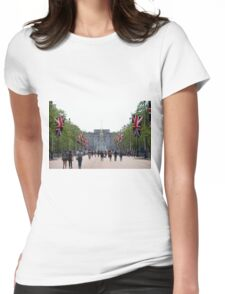 The Mall Womens Fitted T-Shirt