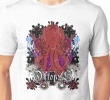 octopus kraken power Unisex T-Shirt
