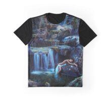 waterfall Graphic T-Shirt