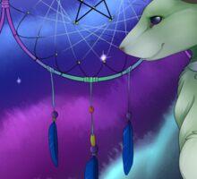 Rat Dreamcatcher Sticker