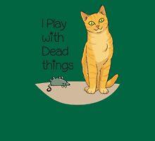 Crazy Cat Unisex T-Shirt