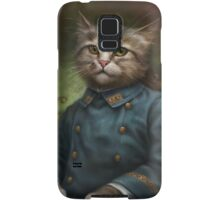 The Hermitage Court Confectioner Apprentice Cat  Samsung Galaxy Case/Skin