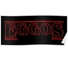 Stranger Things - Eggos Poster