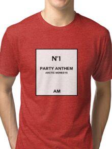 No. 1 Party Anthem Tri-blend T-Shirt