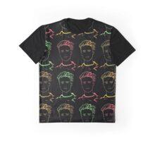Neon Bieber Graphic T-Shirt