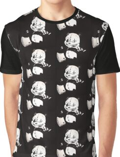 Evil Panda  Graphic T-Shirt