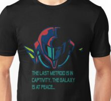 SUPER METROID DEBRIEFING Unisex T-Shirt