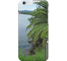Tweed River from Murwillumbah bridge. N.S.W. Nth Hinterland. iPhone Case/Skin