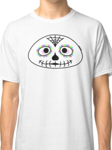 Mexican sugar skull - Halloween collection Classic T-Shirt