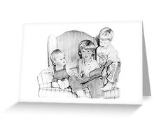 Story Time Greeting Card