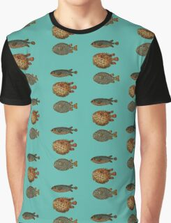 Fish Graphic T-Shirt