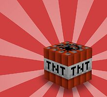 "Minecraft ""Explosions!"" by Dalek42"