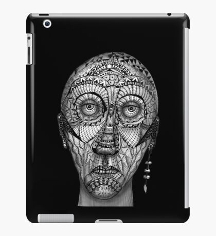 Tattoo man iPad Case/Skin