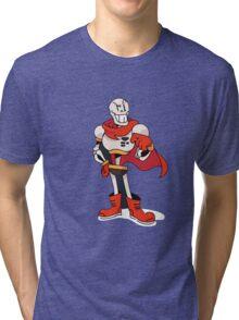 Undertale Papyrus [LIMITED] Tri-blend T-Shirt
