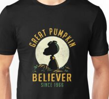 Funny tshirt, Great Pumpkin Unisex T-Shirt