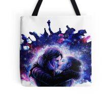 Lovers in Spaaace Tote Bag