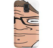 Hank Hill distorted  Samsung Galaxy Case/Skin