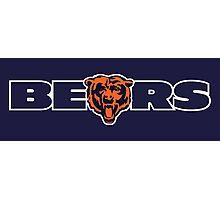 Chicago Bears  Photographic Print