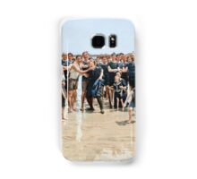 Smile for the camera!! Atlantic City, 1905 Samsung Galaxy Case/Skin
