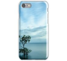 Mangrove Tree at Wellington Point iPhone Case/Skin