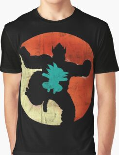 Dragon Ball Z - I Am Small But Monster Graphic T-Shirt