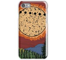 Venus in Transit iPhone Case/Skin
