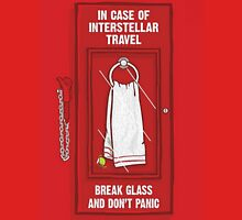 """Hitchhiker's Guide """"Remember Your Towel"""" Unisex T-Shirt"""