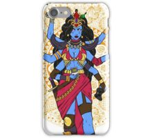 The Video Game Goddess iPhone Case/Skin