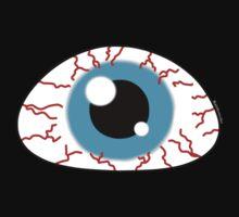 Killer eye - Halloween collection One Piece - Short Sleeve