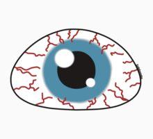 Killer eye - Halloween collection One Piece - Long Sleeve