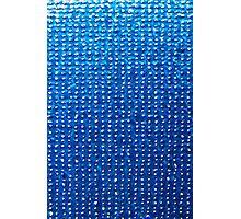 Aqua background, Oil painting Photographic Print