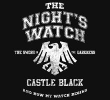 Night's Watch Athletics by ashden