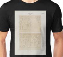 0048 Aethiopen Dynastie XXV 3 Barkal Jebel Barkal Grosser Felsentempel Raum C Unisex T-Shirt