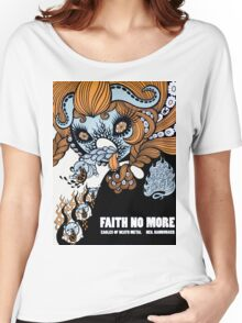 Faith No More Women's Relaxed Fit T-Shirt