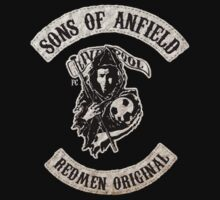 Sons of Anfield - Redmen Original by EvilGravy
