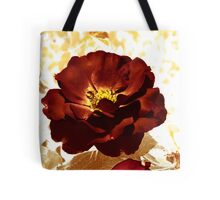 Deep Rose Tote Bag