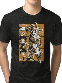 The DragonBall Tri-blend T-Shirt