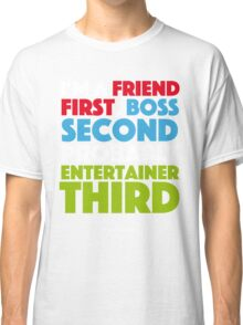 David Brent - Entertainer Classic T-Shirt