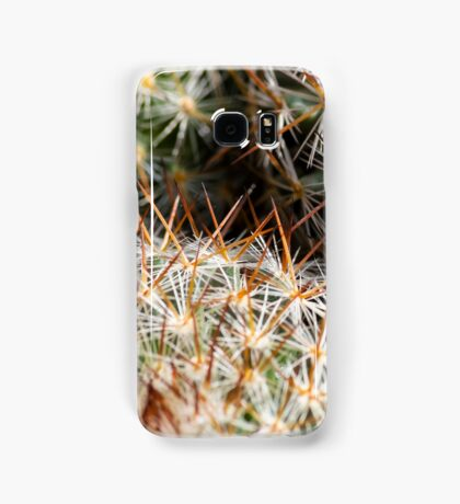 Mexican Round Cactus Samsung Galaxy Case/Skin