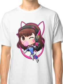 Overwatch D.Va Chibi Classic T-Shirt