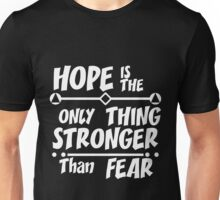 Positive quote typographic  Unisex T-Shirt