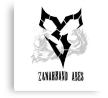 Zanarkand Abes Canvas Print